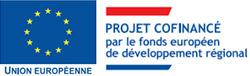 Projet cofinancé par le fond Européen de développement régional